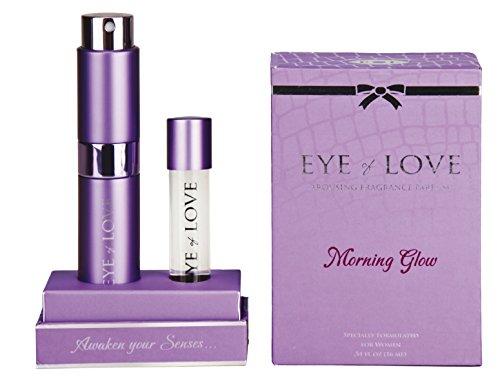EYE OF LOVE Pheromon-Parfüm - Morgenrot für Frauen, 1er Pack (1 x 16 ml)