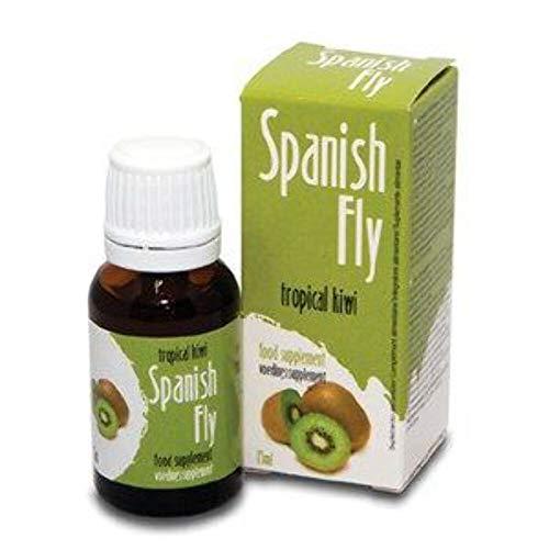 SPANISH FLY KIWI TROPICAL Liebestropfen